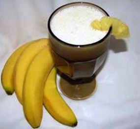 Банан от кашля - простые рецепты для детей и взрослых