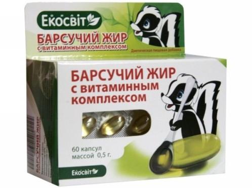 Лечебные свойства барсучьего жира, противопоказания и применение