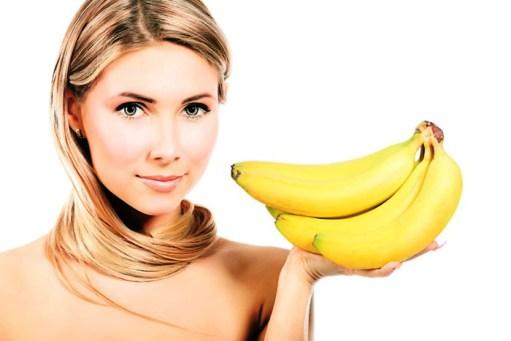 Банан для красоты