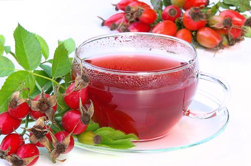 Чай из шиповника рецепты