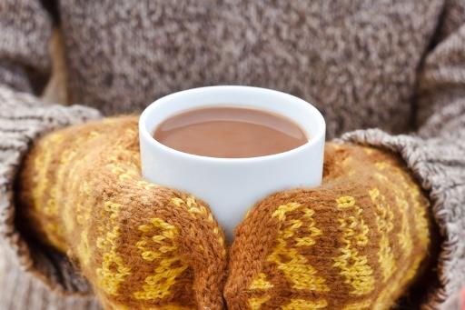 Согревающие напитки для зимы