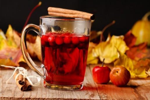 Согревающие напитки для зимы и осени