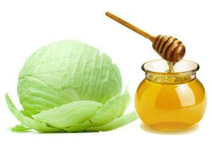 Капустный лист от кашля - рецепт