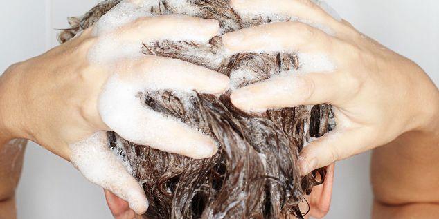 Можноли мыть волосы хозяйственным мылом