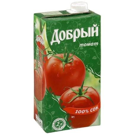 Сок томатный добрый