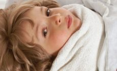 Компресс от кашля ребенку с медом, димексидом, капустой