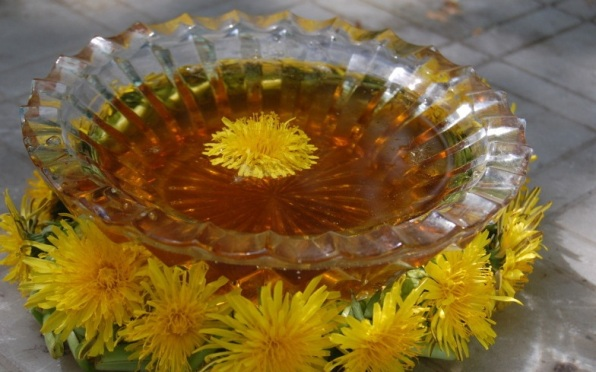 Полезные свойства варенья из цветов одуванчика