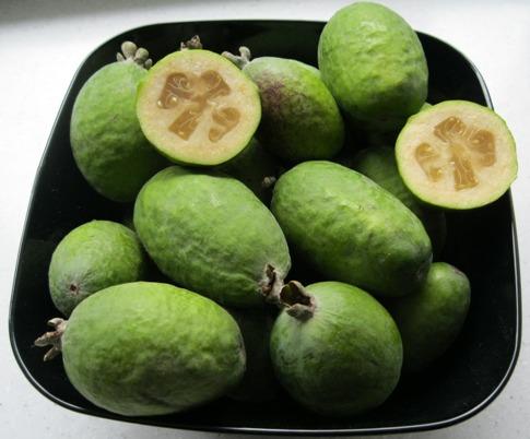 Полезный состав экзотического плода