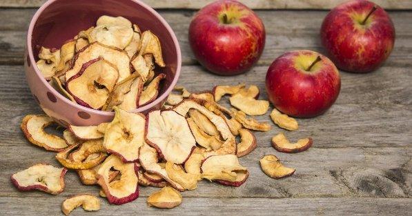 Состав яблок, калорийность