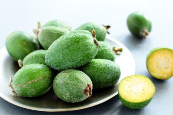 Внешнее описание фрукта
