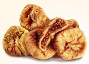 Инжир сушеный - польза и вред для организма