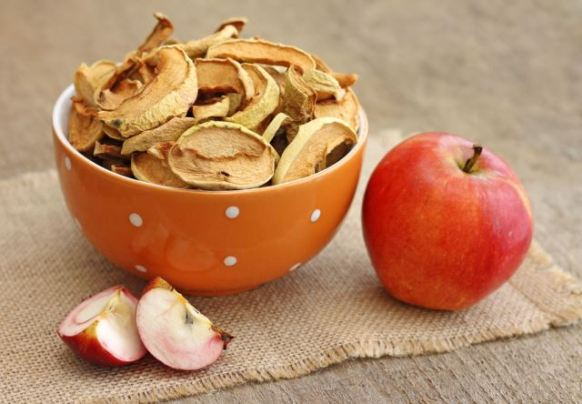 Прием сушеных яблок при диабете