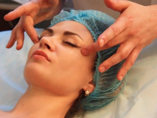 Точечный массаж, рефлексотерапия