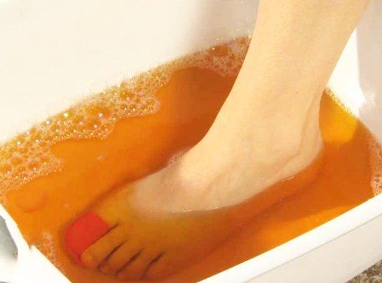 Ванночки с раствором йода для укрепления ногтей