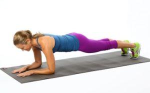 Упражнение планка - как правильно делать: фото, видео