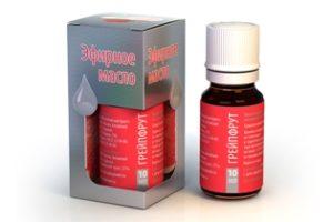 Эфирное масло грейпфрута - свойства и применение: фото, видео, отзывы