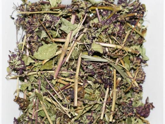 Сбор и хранение целебной травы