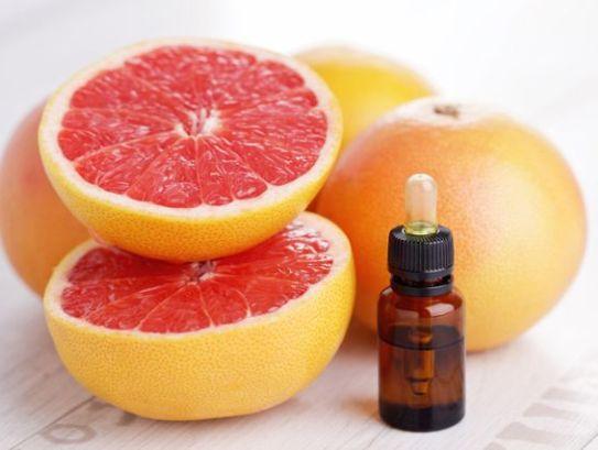 Полезные качества грейпфрутового масла