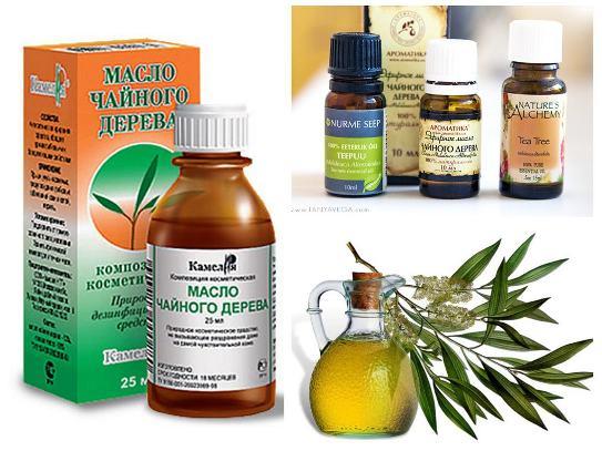 Эфирное масло в народной медицине