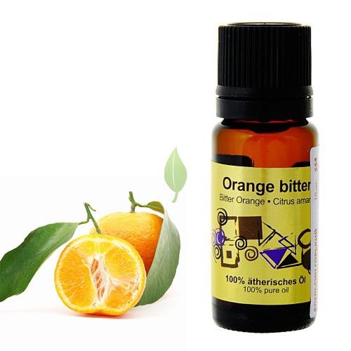 Полезные свойства масла горького апельсина