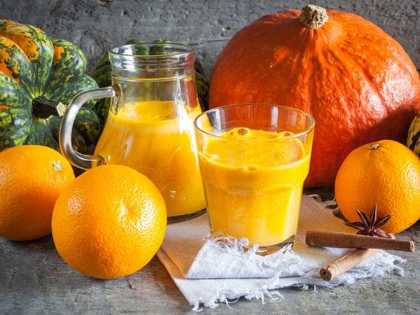 Тыквенный сок с апельсином в домашних условиях на зиму - рецепт