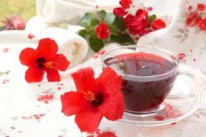 Чай каркаде — польза и вред