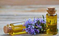 Эфирное масло розмарина — свойства и применение. Польза масла