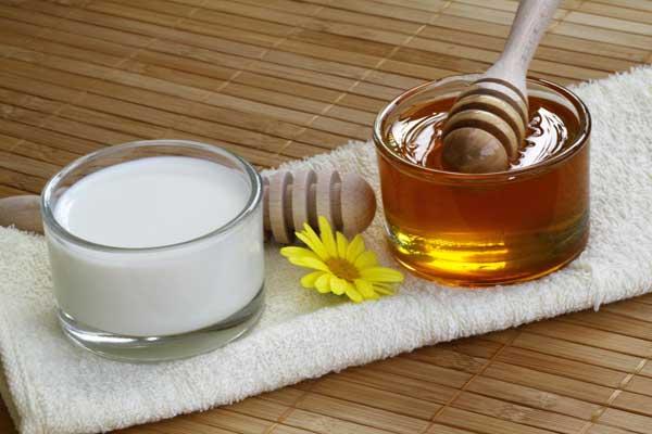 Рецепт антивозрастной маски против морщин