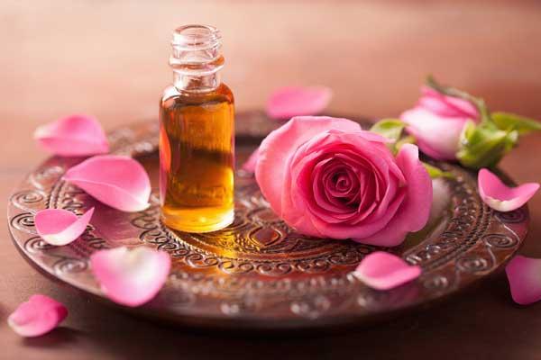 Состав розового масла