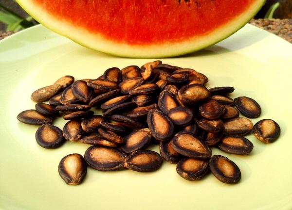 Семечки арбуза: польза и вред