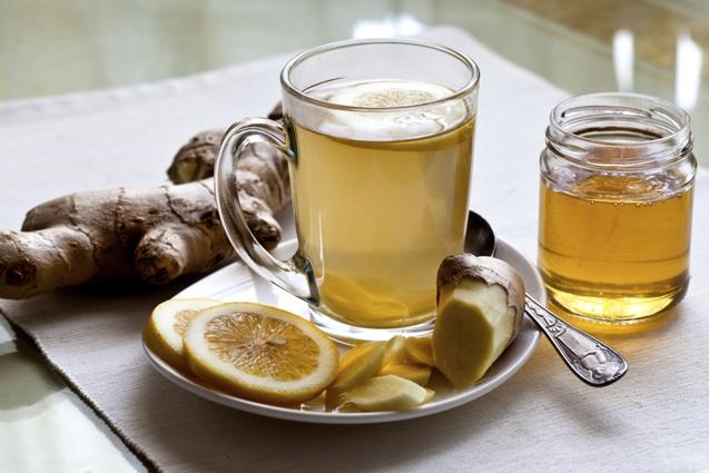 Понижает или повышает давление имбирный чай?