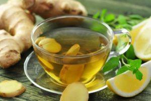Чай с имбирем и лимоном польза и вред Как приготовить Отзывы