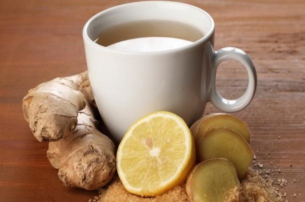 Польза имбирного чая с лимоном