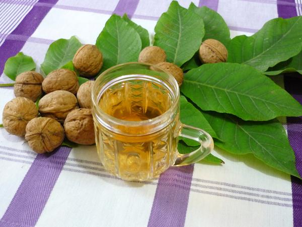 Грецкий орех при различных заболеваниях