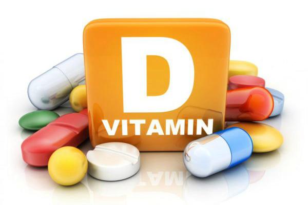 Излишек витамина D