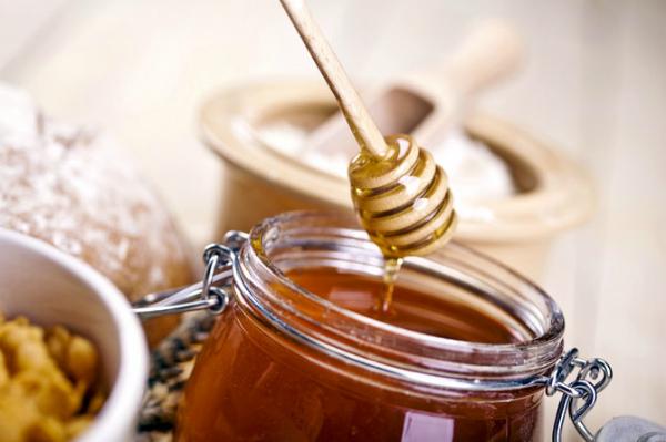 Мед из черноклена