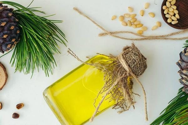 Варианты применения кедрового масла