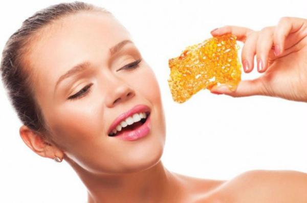 Можно ли есть мед с сотами
