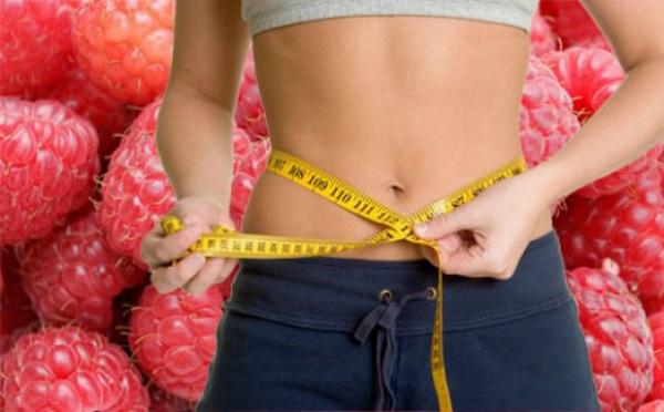 Малина при похудении