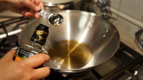 Кунжутное масло в кулинарии