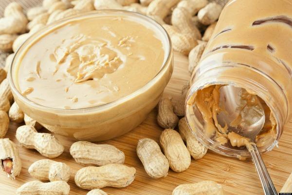 Продукты из арахиса