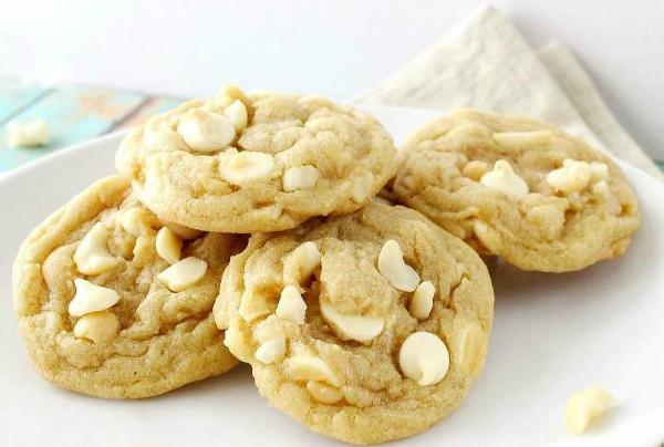 Рецепт приготовления печенья из орехов макадамия